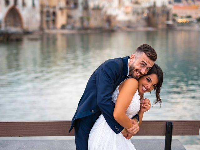 Il matrimonio di Terry e Matteo a Bagheria, Palermo 1