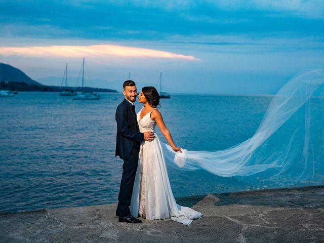 Il matrimonio di Terry e Matteo a Bagheria, Palermo 43