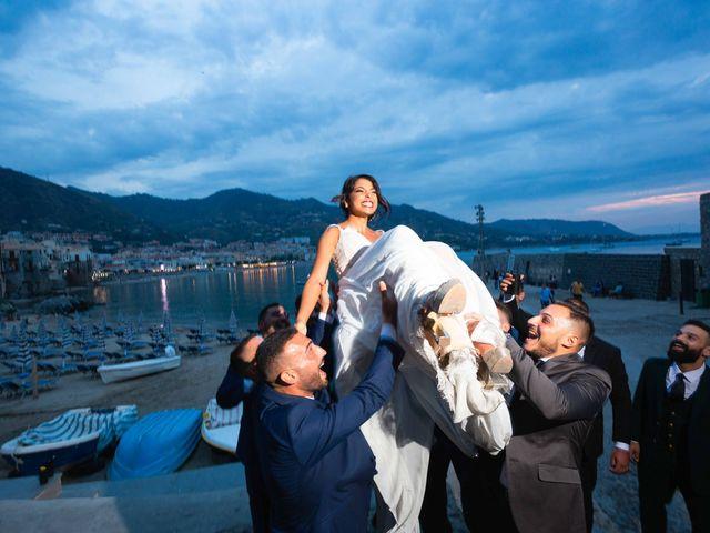 Il matrimonio di Terry e Matteo a Bagheria, Palermo 45