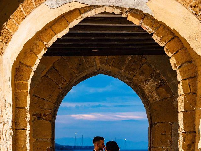 Il matrimonio di Terry e Matteo a Bagheria, Palermo 46