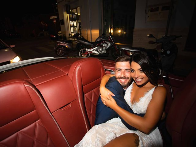 Il matrimonio di Terry e Matteo a Bagheria, Palermo 49