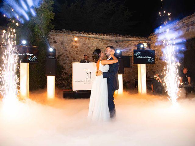 Il matrimonio di Terry e Matteo a Bagheria, Palermo 53