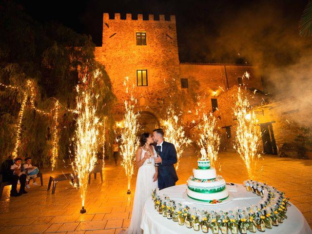 Il matrimonio di Terry e Matteo a Bagheria, Palermo 54
