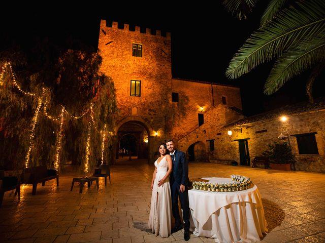 Il matrimonio di Terry e Matteo a Bagheria, Palermo 56