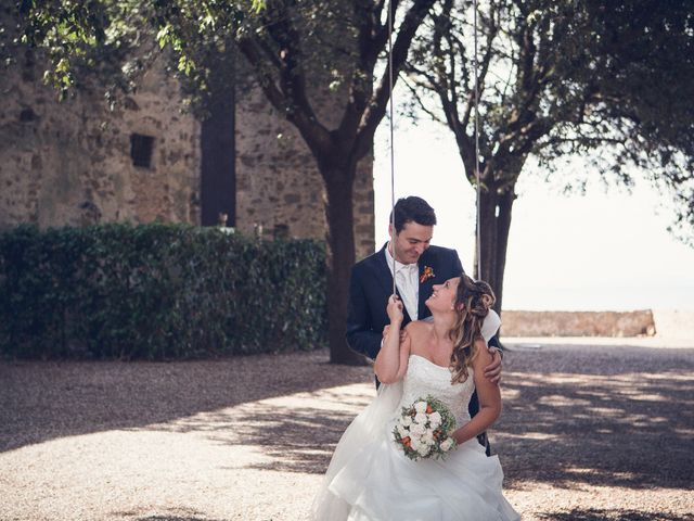 Il matrimonio di Francesco e Erika a Grosseto, Grosseto 37