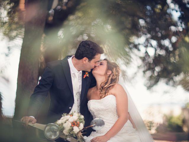 Il matrimonio di Francesco e Erika a Grosseto, Grosseto 38