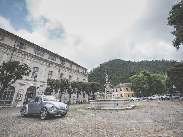 Il matrimonio di Gabriele e Silvia a Savona, Savona 14