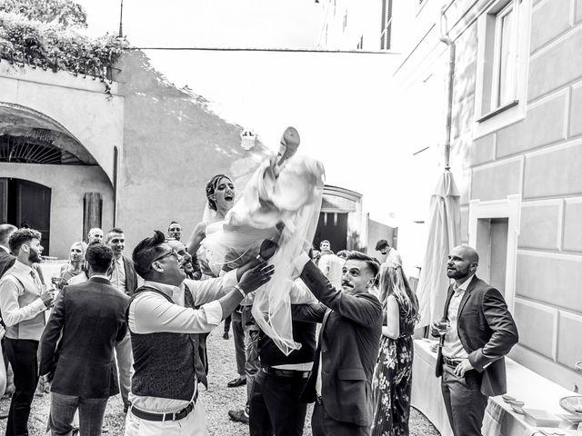 Il matrimonio di Gabriele e Silvia a Savona, Savona 38