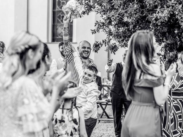 Il matrimonio di Gabriele e Silvia a Savona, Savona 43