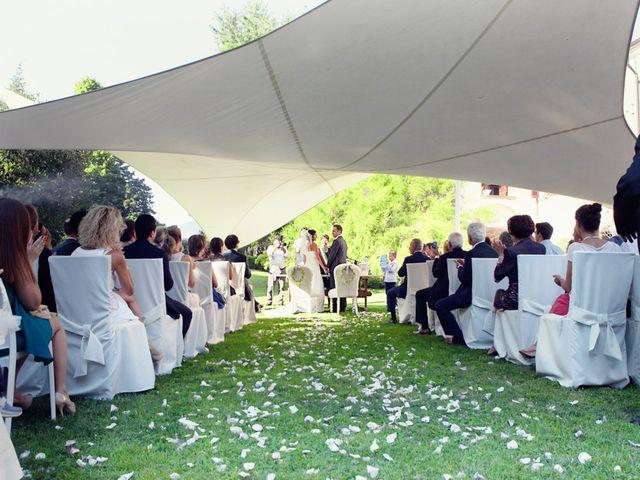 Il matrimonio di Alessandro e Simona a Brescia, Brescia 15