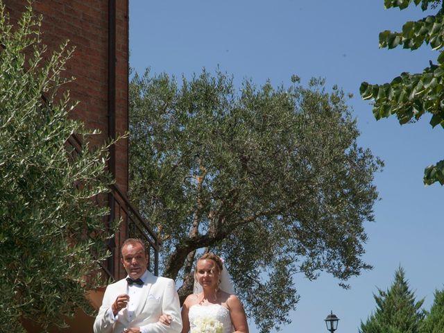 Il matrimonio di Steven e Martine a Montepulciano, Siena 6