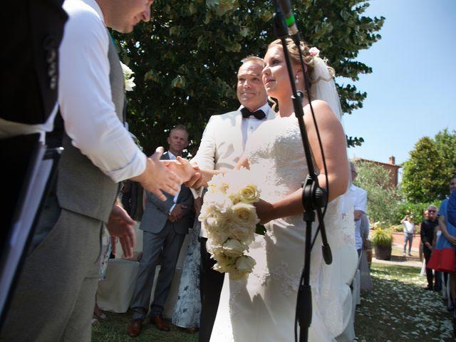 Il matrimonio di Steven e Martine a Montepulciano, Siena 8
