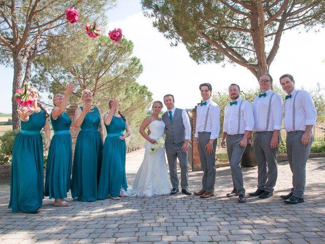 Il matrimonio di Steven e Martine a Montepulciano, Siena 14