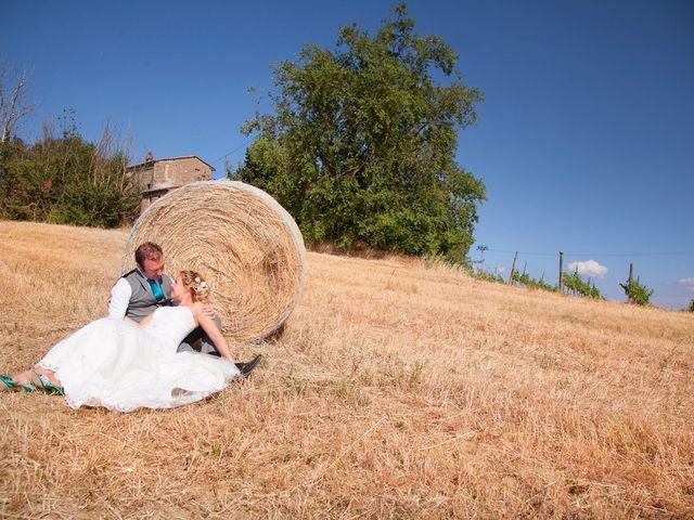 Il matrimonio di Steven e Martine a Montepulciano, Siena 15