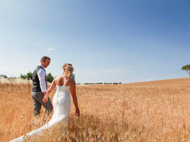 Il matrimonio di Steven e Martine a Montepulciano, Siena 16