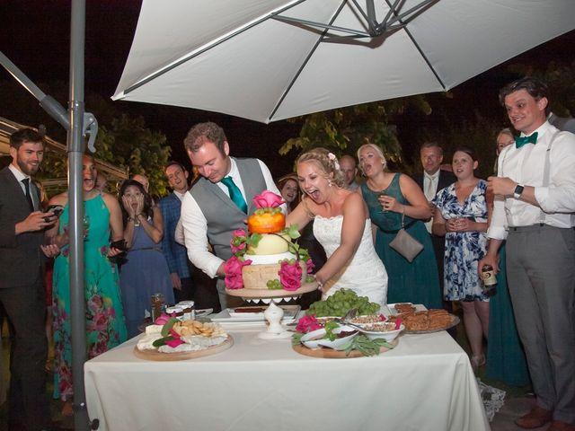 Il matrimonio di Steven e Martine a Montepulciano, Siena 19