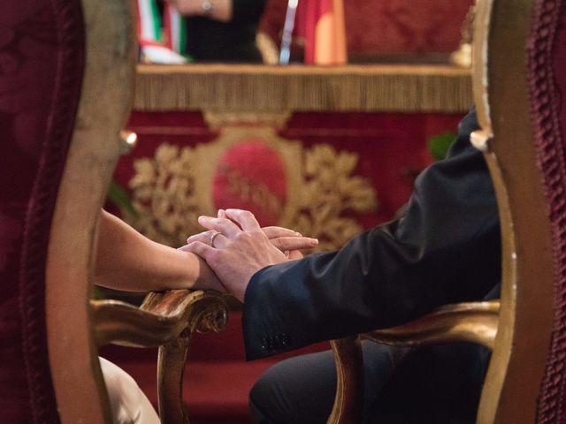 Il matrimonio di Antonio e Moira a Roma, Roma 12