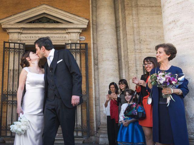Il matrimonio di Antonio e Moira a Roma, Roma 14