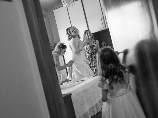 Il matrimonio di Luca e Debora a Prato, Prato 10