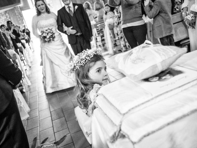 Il matrimonio di Luca e Debora a Prato, Prato 19