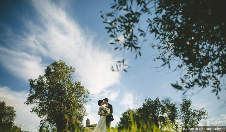 Il matrimonio di Matteo e Chiara a Bassano Romano, Viterbo