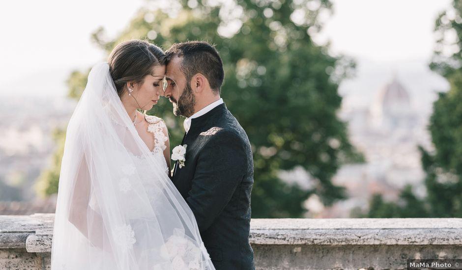 Il matrimonio di Iader e Andreea a Firenze, Firenze