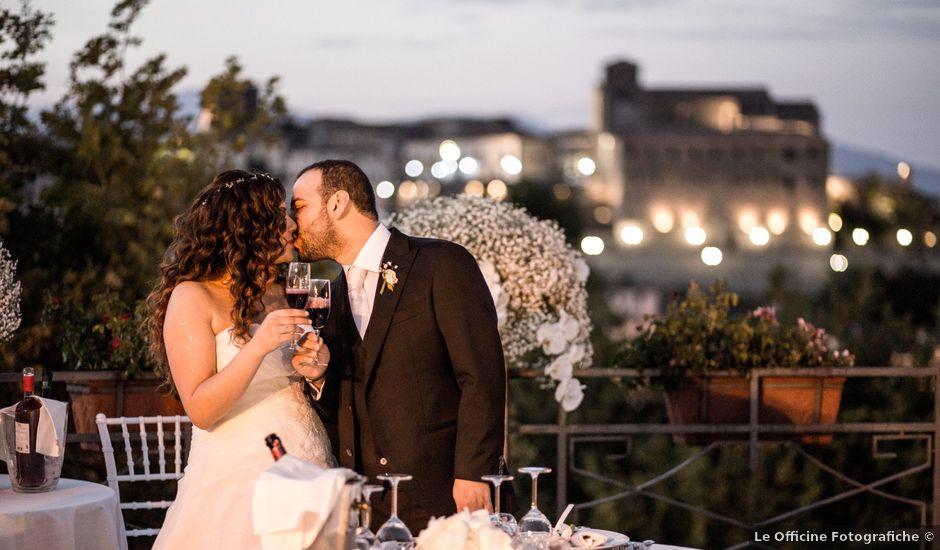Il matrimonio di Antonio e Antonella a Altomonte, Cosenza