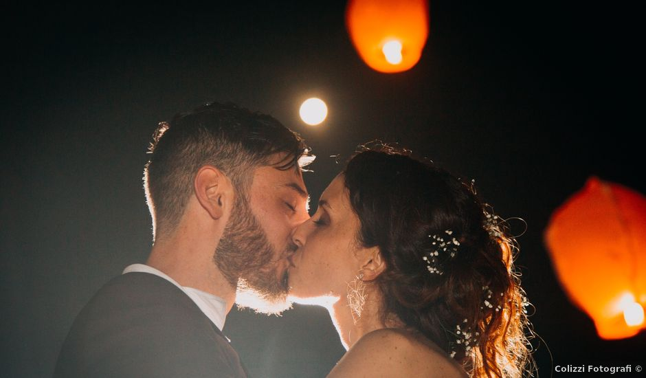 Il matrimonio di Simone e Federica a Fiumicino, Roma
