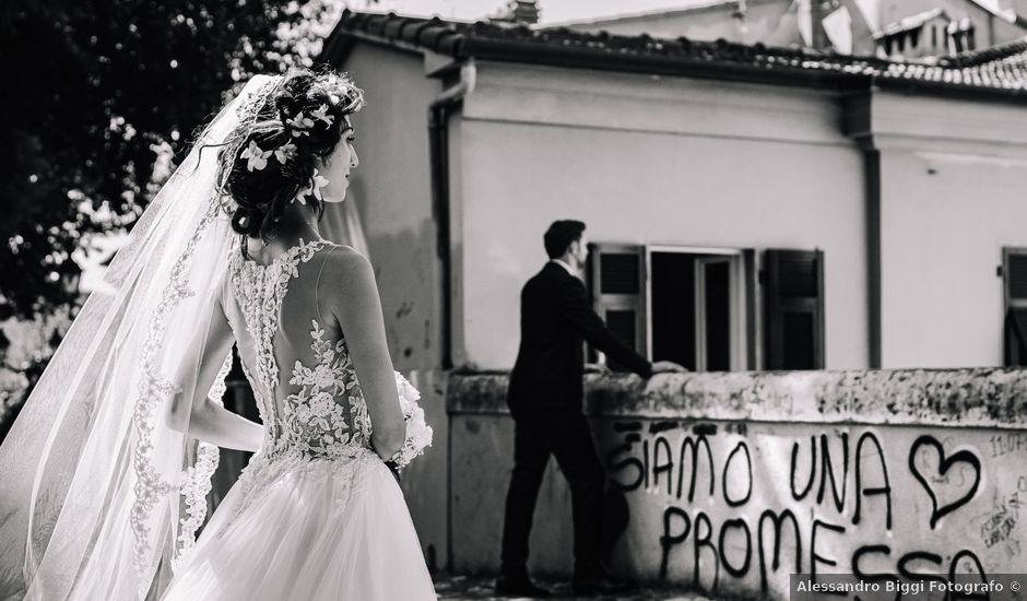 Il matrimonio di Marco e Serena a Sarzana, La Spezia