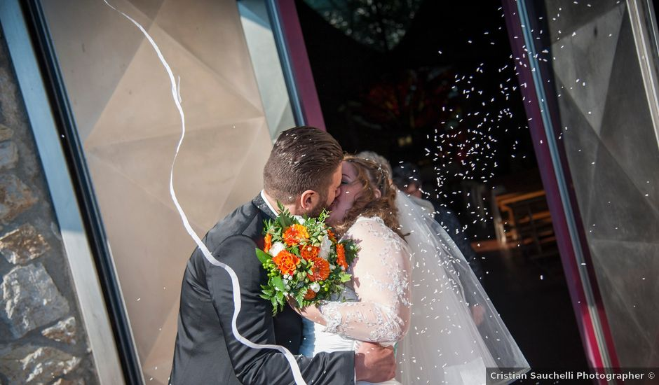 Il matrimonio di Luca e Debora a Prato, Prato