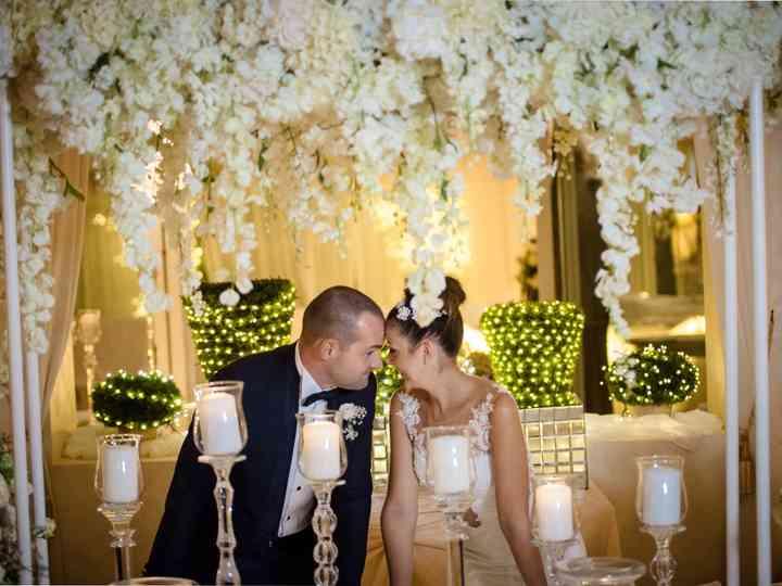 le nozze di Iryna e Lucio