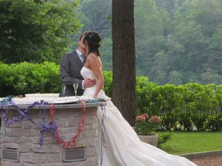 Le nozze di Samantha e Franco