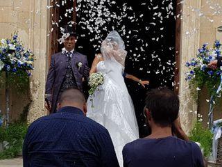 Le nozze di Sabrina e Gianluca 1