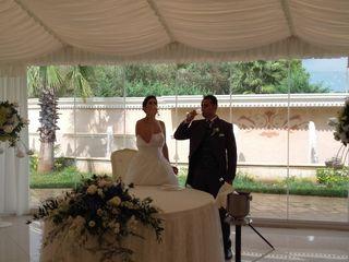 Le nozze di Sabrina e Gianluca