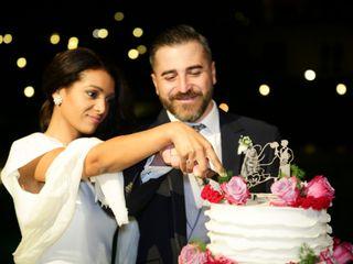 Le nozze di Jennifer e Vincenzo 1