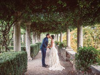 Le nozze di Tanja e Roberto