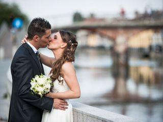 Le nozze di Fabrizio e Elisa