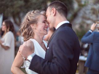Le nozze di Luisa e Antonio