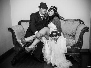 Le nozze di Martina e Gian Matteo