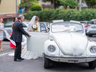 Le nozze di Laura e Fabio 1