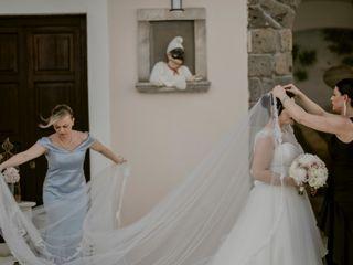 Le nozze di Melania e Sebastiano 1