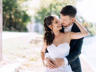Le nozze di Marianna e Claudio