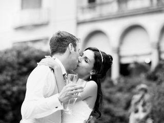 Le nozze di Stefania e Egidio