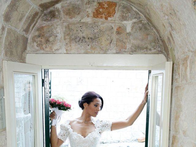 Il matrimonio di Vincenzo e Jennifer a Fasano, Brindisi 3