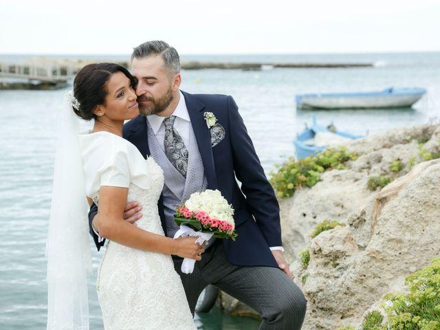Il matrimonio di Vincenzo e Jennifer a Fasano, Brindisi 1