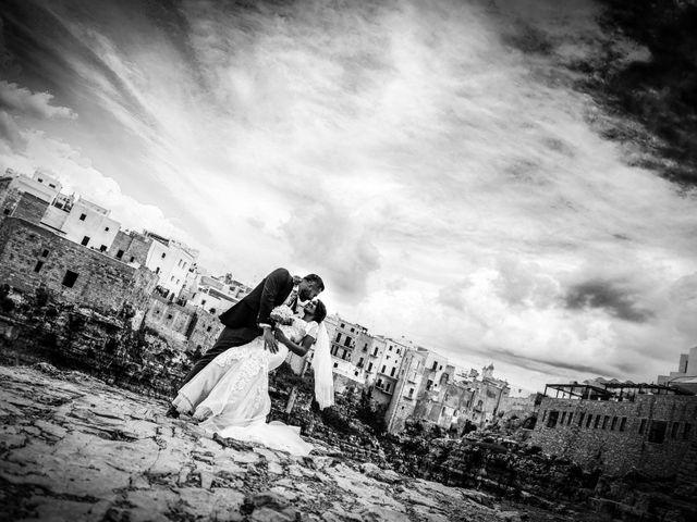 le nozze di Jennifer e Vincenzo