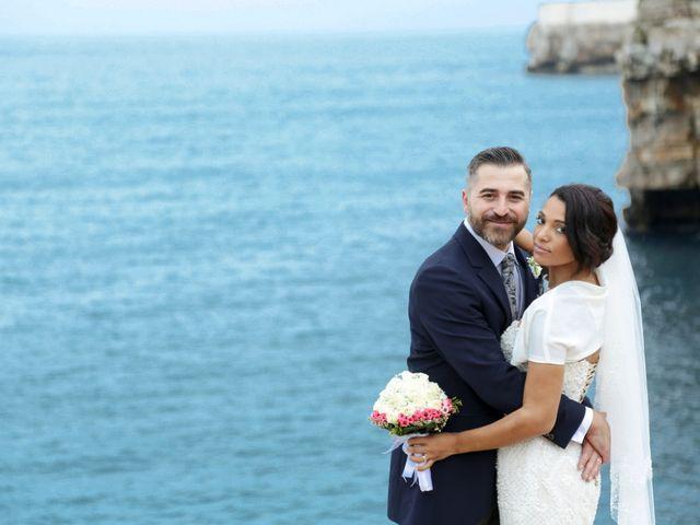 Il matrimonio di Vincenzo e Jennifer a Fasano, Brindisi 7