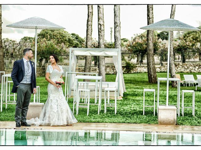 Il matrimonio di Vincenzo e Jennifer a Fasano, Brindisi 13