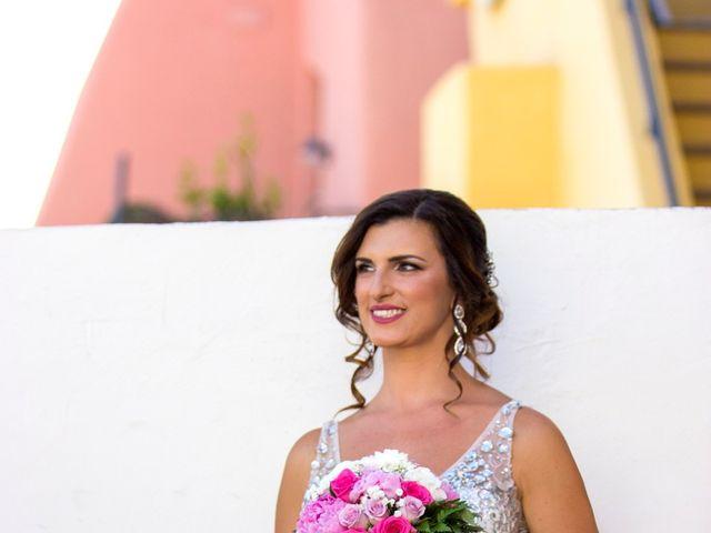 Il matrimonio di Claudio e Laura a Procida, Napoli 4