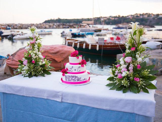 Il matrimonio di Claudio e Laura a Procida, Napoli 23